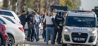 الأمن التركي يحبط محاولة سطو مسلح على بنك في أنطاليا