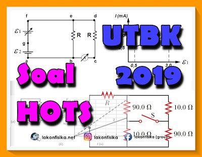 Soal UTBK Fisika 2019