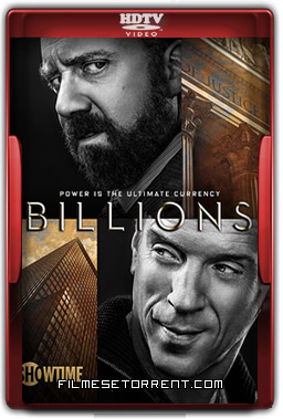 Billions 1ª Temporada Torrent