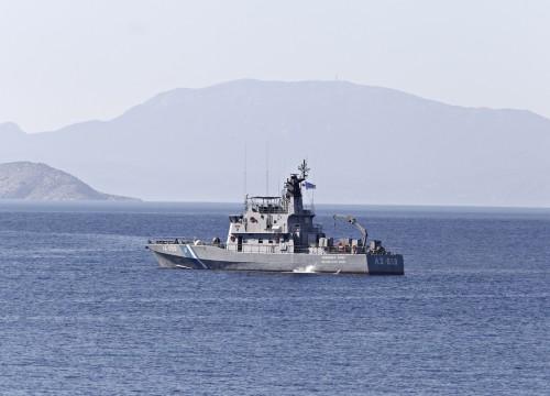 Προσάραξε πλοίο του Πολεμικού Ναυτικού κοντά στην Υδρα