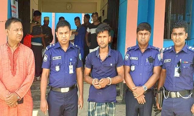 জগন্নাথপুরে সাইদুল হত্যা: আদালতে কাজলের স্বীকারোক্তি
