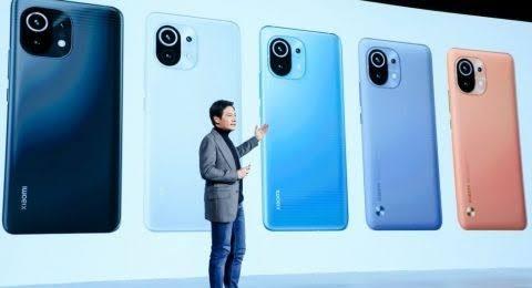 Peluncuran Xiaomi Mi 11