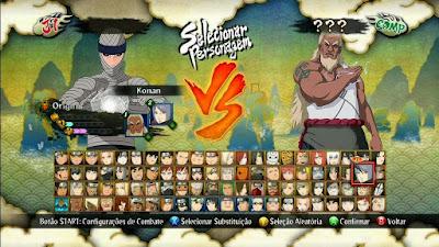 Cara Menyimpan Permainan NARUTO SHIPPUDEN Ultimate Ninja STORM 3 Full Burst