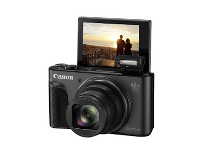 Black Friday Canon PowerShot SX730 HS with £90 off