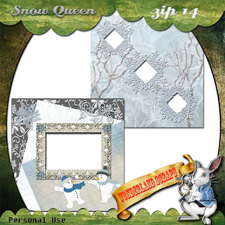 Freebie_ more Snow Queen QPS