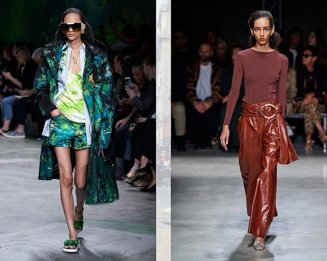 Тренды на неделе моды в Милане
