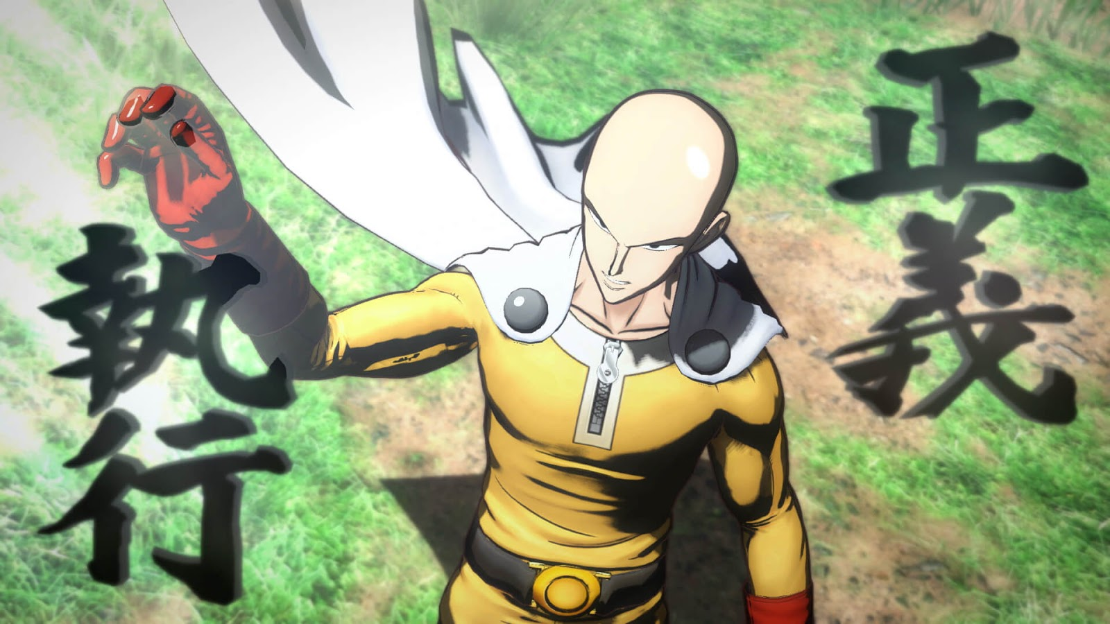 One Punch Man A Hero Nobody Knows Full Español