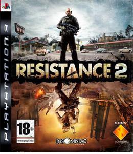 Resistance 2 PS3 Torrent