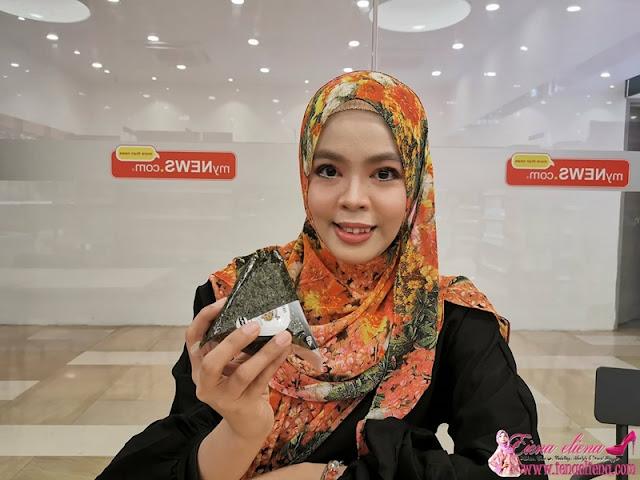 Onigiri  Thursday Pada Harga RM1 di myNEWS