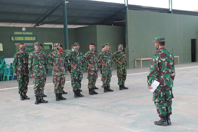 PBB Sebagai Salah Satu Kemampuan Dasar Militer Harus Dikuasai Prajurit