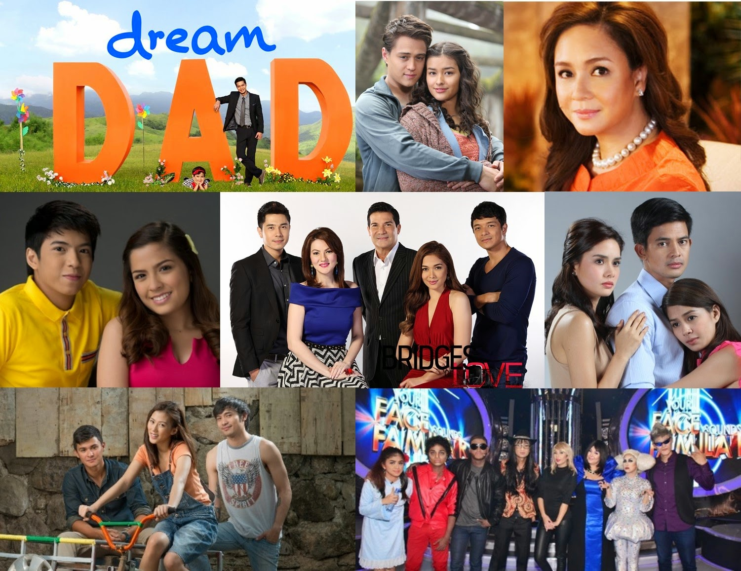 ABS-CBN leads March 2015 National TV Ratings vs GMA-7