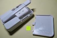 Abdeckung: Bonlux Bewegung aktiviert LED-WC-Nachtlicht 16 Farben ändern Batteriebetriebene automatische Sensor-LED-Nachtlicht für Badezimmer Waschraum -WC-Schüssel Sitz Lampe [Energieklasse A+]