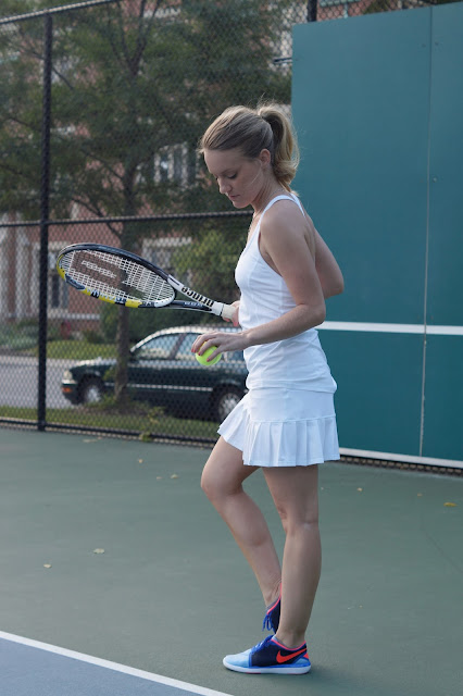 chicago fashion blogger tennis women