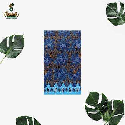 batik belitong