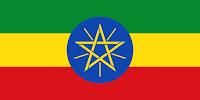 Logo Gambar Bendera Negara Etiopia PNG JPG ukuran 200 px