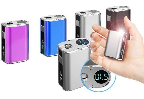 Mini iStick Is The Most Adorable And Tiny Vaping Device I've Ever Got