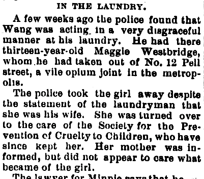 """Chinese Divorce Suit,"" The Mail (Stockton, CA) 24 Jun 1886, p. 2"