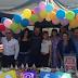 """Festejan cumpleaños de Mariluz Bermúdez en locación de """"El Bienamado"""""""