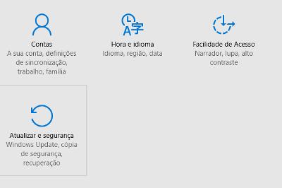 Não gosta do Windows 10? Volte para o Windows anterior