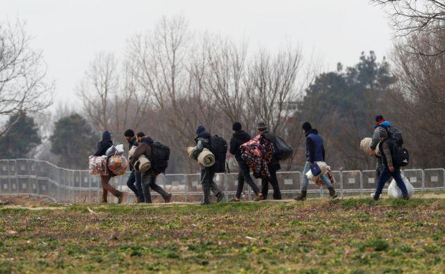 ΕΕ στον Ερντογάν: Σταμάτα να στέλνεις τους μετανάστες στα σύνορά μας