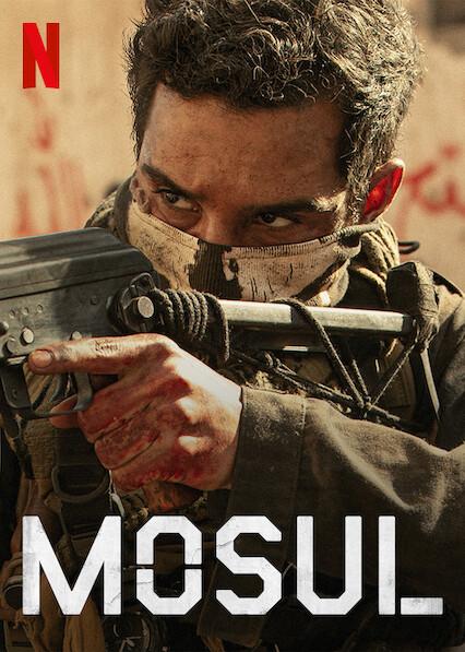 Mosul (2020) NF WEB-DL 1080p Latino