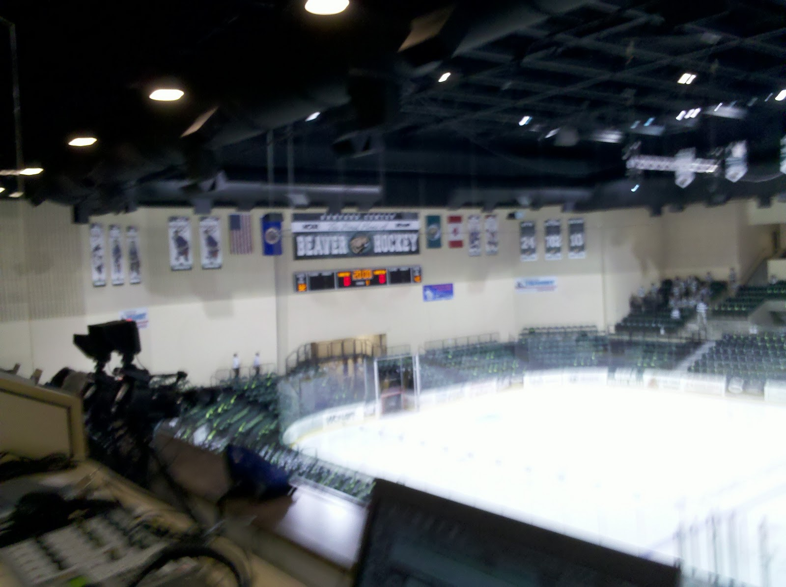 PucKato: A Peek At The Sanford Center (updated