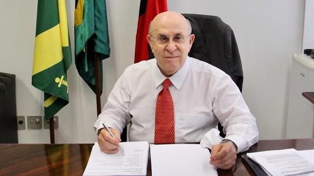 Senador Ney Suassuna testa positivo para Covid-19