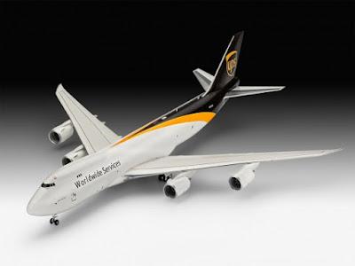 Boeing 747-8F UPS