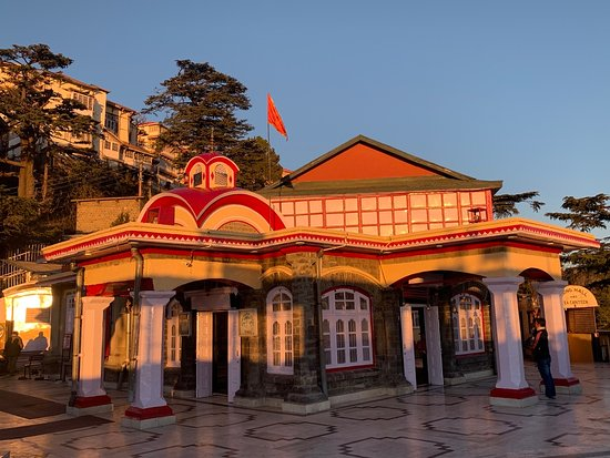 Shimla Attraction - Kali Bari Temple