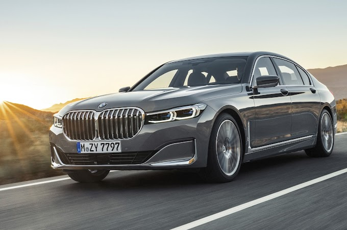 2020 BMW 7 Series Price In USA | Top Speed | Features | Specification | Images
