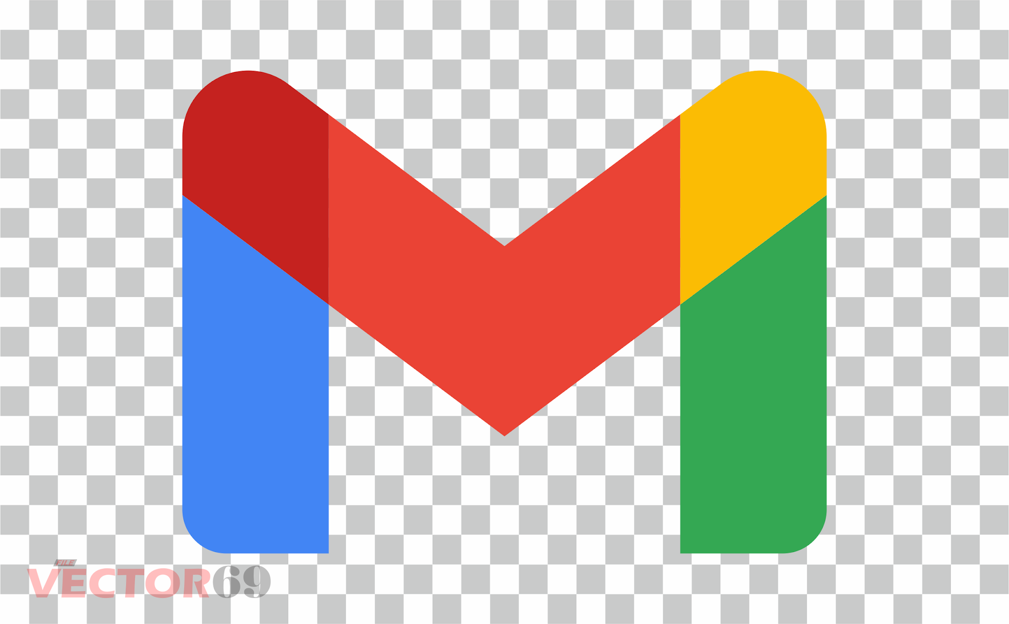 Gmail (Google Mail) New 2020 Logo - Download Vector File PNG (Portable Network Graphics)