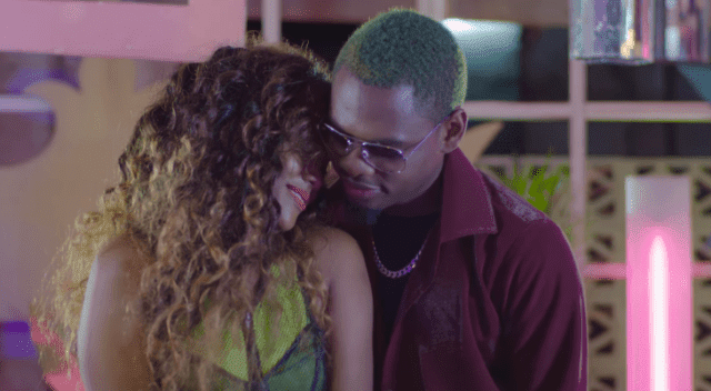 Butera Knowless Ft Ben Pol - Darling Video