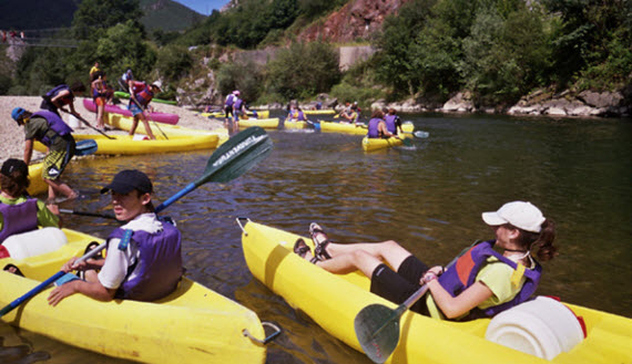 Actividades de verano para jvenes voluntarios de la