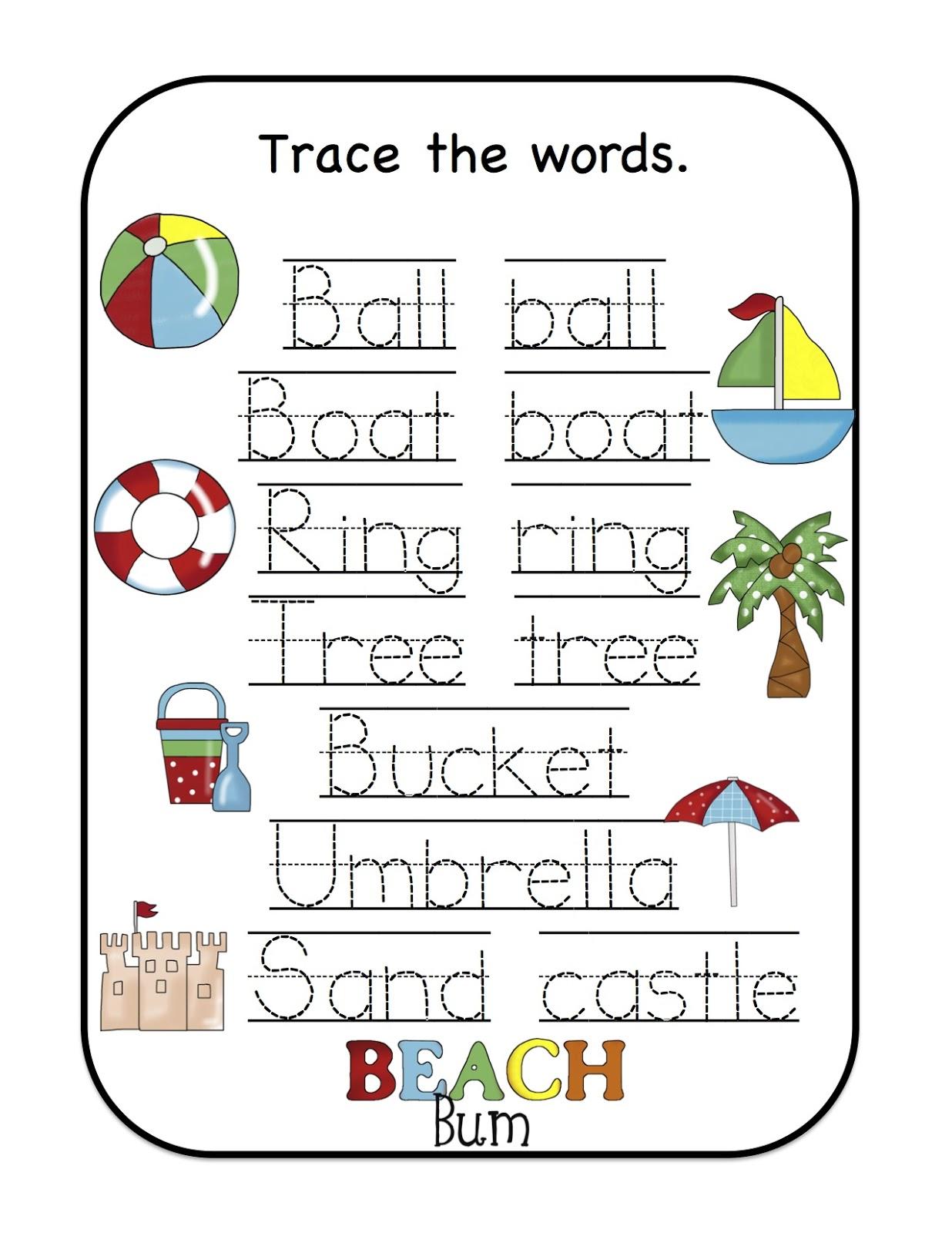 Preschool Printables: January 2013