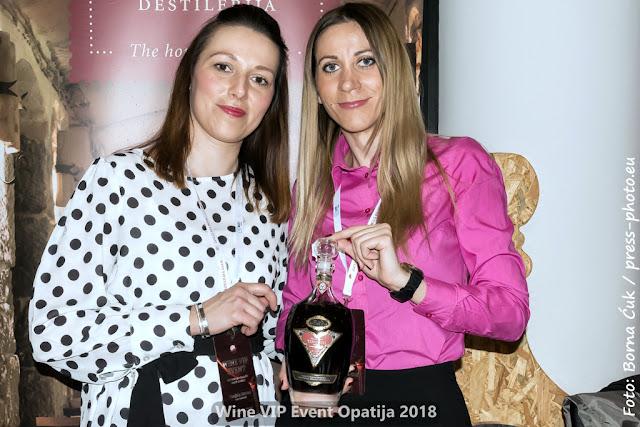 Wine VIP Event Opatija 2018 @ Konferencija vrhunskih vinskih znalaca 14.03.2018