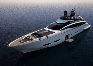 Isa Yachts svela il nuovo progetto 141 super sportivo