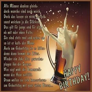 Geburtstagswünsche für einen guten freund