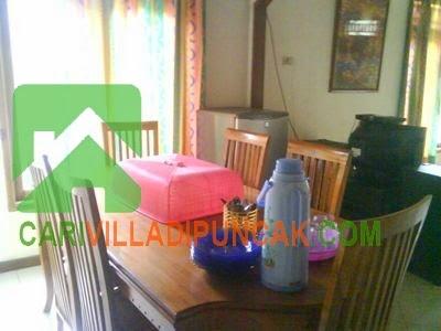 Ruang makan Villa 0035