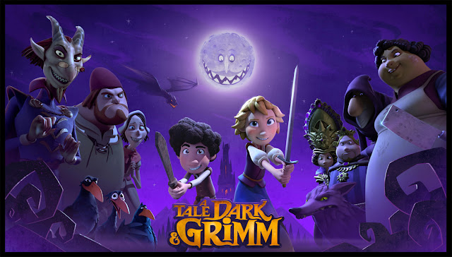 Netflix A Tale Dark & Grimm