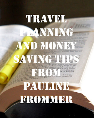 Travel the World: Travel tips from Pauline Frommer.