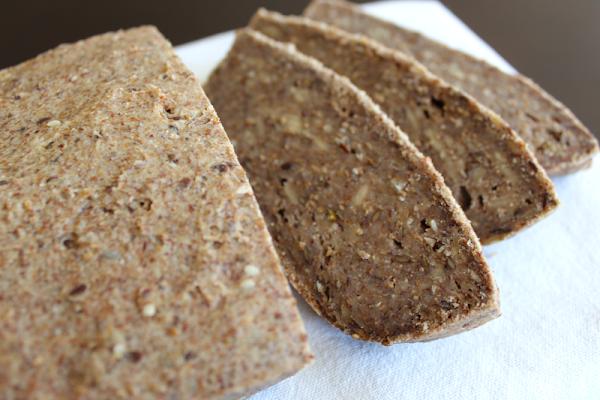 Whole-Grain Kasha Bread with Chia Seeds