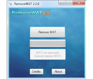 removewat 2.2.6 windows 7 gratuit