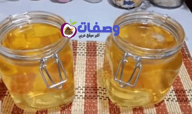 شربات الكنافه فاطمه ابو حاتي