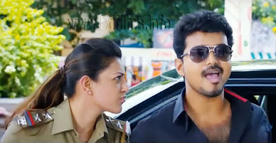 Jilla (2014) is an Indian Tamil language romantic action drama film written and directed by R. T. Neason in 2014. The film is starred by Vijay, Kajal Aggarwal, Mohanlal, Nivetha Thomas, Mahat Raghavendra, Soori, Sampath Raj, Poornima Bhagyaraj, Thambi Ramaiah, Pradeep Rawat, Vidyullekha Raman, Stunt Silva, Ravi Mariya, Brahmanandam, V.I.S Jayapalan, Azhagam Perumal, Surekha Vani, Meenal, Jangiri Madhumitha, Joe Malloori, Imman Annachi, Gautam Kurup, Pandi, Sree Raam, Muthuraman, R. K. (Raj Krishna), Charandeep, L.B. Sriram, Shammi Thilakan and some others.     Watch and download the movie 'Jilla' (2014).   Story: (Plot Summary)  During rescuing Sivan, Shakthi's father is died by police. Thereafter, Shakthi cannot tolerate police. Sivan looks after Shakthi as his own son. But e falls in love of Shanthi a police officer. Sivan tells him to be a police officer to increase his black business. But at last after a big bomb blast, Shakthi can know that his father is in the wrong way. So, he spoils all the black business and kills the gangsters and promoted as DCP and takes his father in the right way.     Watch and Download the Jilla (2014) Hindi dubbed movie