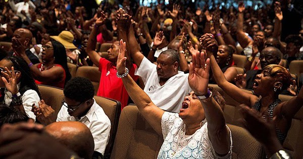 Study Says Going to Church Helps African-Americans Lower Their High Blood Pressure