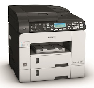 Ricoh Aficio SG3120B SFNw Driver Download