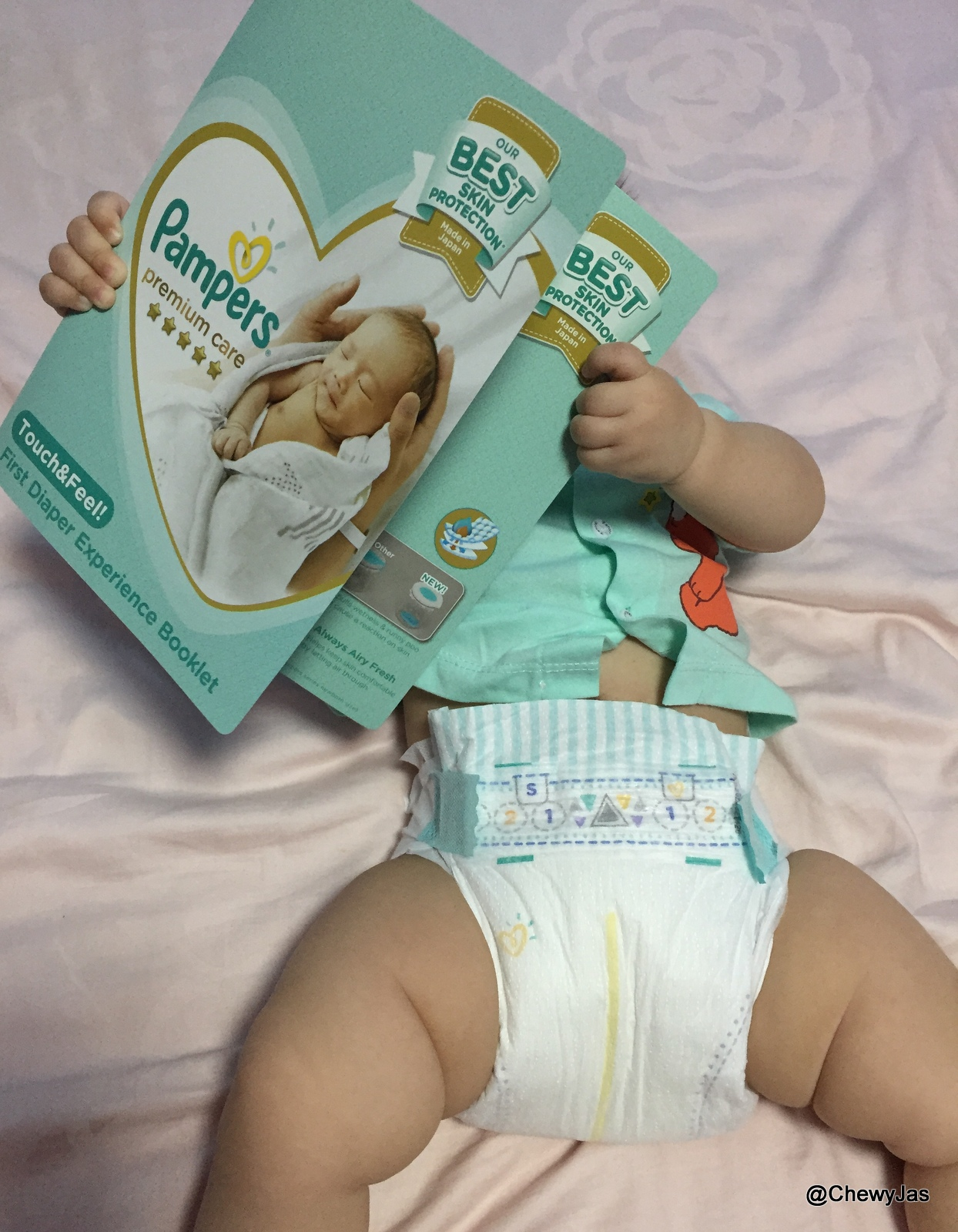 Chewyjas Event Review Exclusive Launch Of Pampers
