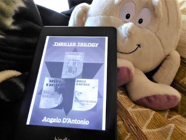 La thriller trilogy di Angelo D'Antonio