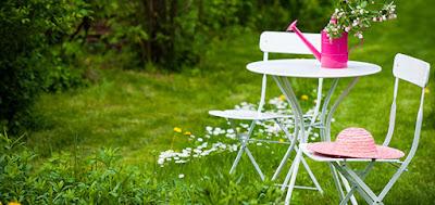 mobilier de jardin design