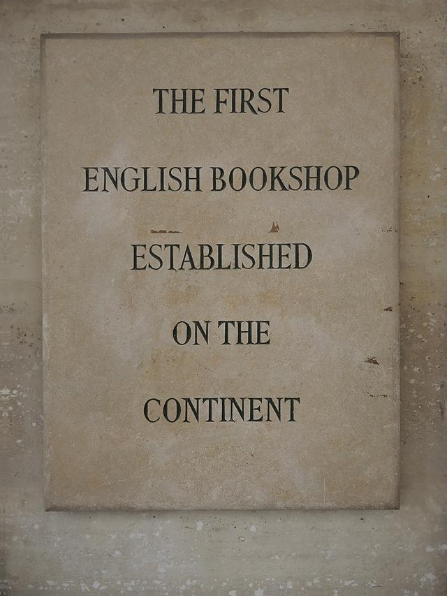 Parijs: een toertje langs Engelstalige boekenwinkels